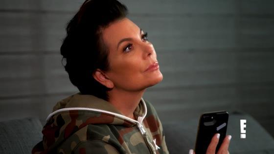 Kylie Jenner Breaks Down During Break-In