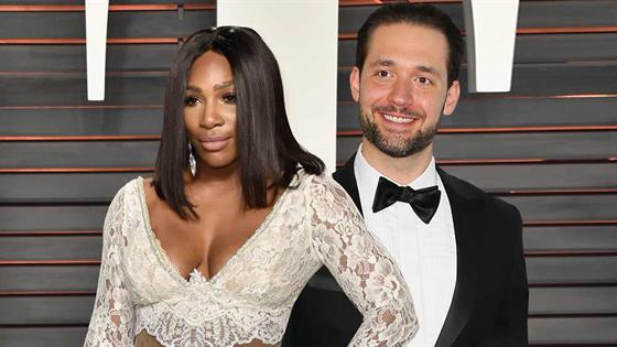 Serena Williams' Wedding Theme Revealed