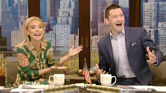 Kelly Ripa's Cohost Battle Takes a Surprise Twist