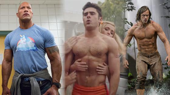 Best of 2016: Bulging Biceps That Made Us Thirsty