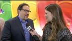 Play Video - Jon Favreau Gives Revolution Scoop