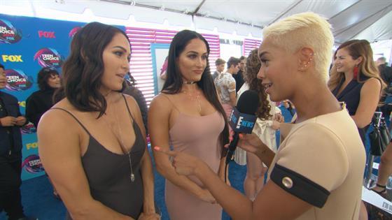 Nikki Bella Says Her Wedding Dress Will Surprise Fans