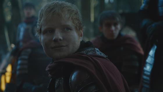 Ed Sheeran fait ses débuts dans