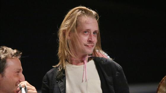 Macaulay Culkin Gets a Makeover