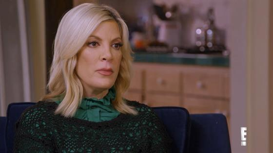 Tori Spelling Connects to Her Late Best Friend
