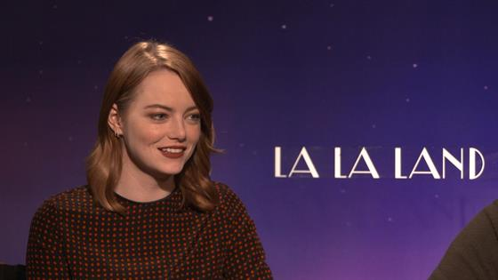 Emma Stone Recalls Starting Out in Hollywood