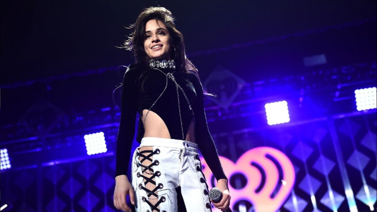Image result for camila cabello performing