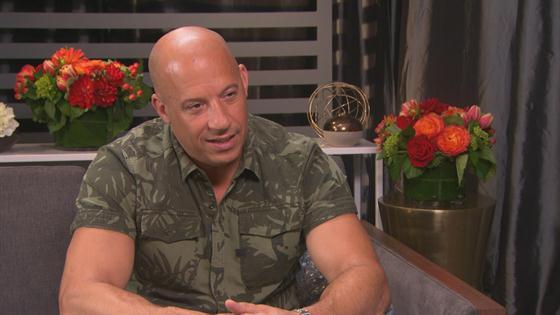 Vin Diesel Takes the E!Q in 42