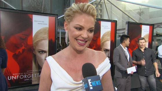 Katherine Heigl Gushes Over Marriage & Family