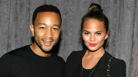 John Legend & Chrissy Teigen Keep It Real as Parents