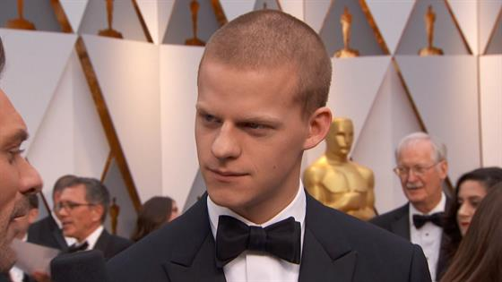 Lucas Hedges Still Gets Stage Fright