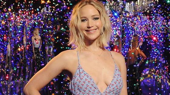 Jennifer Lawrence - Unfiltered AF