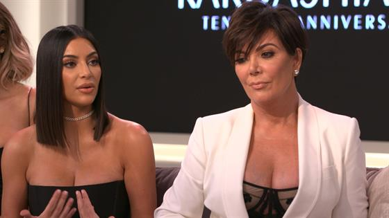 Kim K. Proud to Tell Caitlyn's Story on