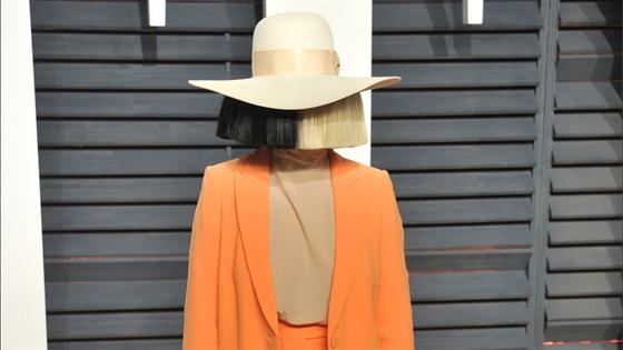 Sia Is Spotted in Public Without Her Wig