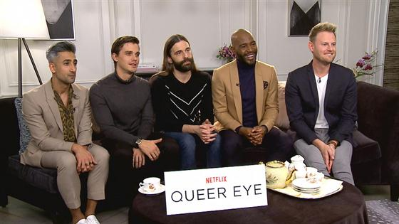 Do The Queer Eye Guys Keep In Touch With Their Makeover Subjects
