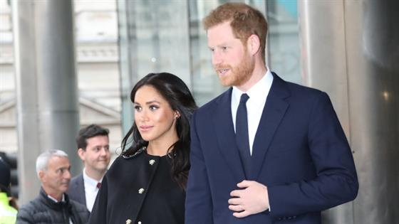 Prince Harry and Meghan Markle Honor New Zealand Shooting Victims