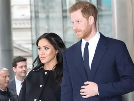 Prince Harry & Meghan Markle Pay Tribute to NZ Shooting Victims