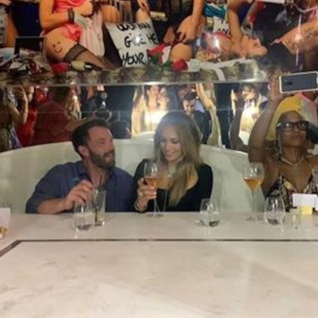 Jennifer Lopez & Ben Affleck Celebrate Her 52nd B-Day in France