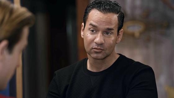 """Mike """"The Situation"""" Sorrentino Gets a Reading Before Jail"""