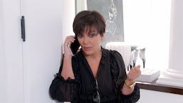 Kris Jenner Receives Emergency Call From Kendall