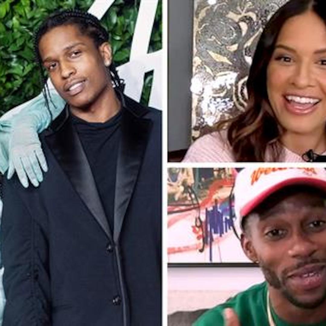 Necessary Realness: RiRi & A$AP Rocky Party With Drake