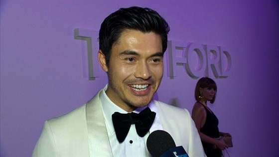 cfcda9ab252e Henry Golding Excited to Attend His First NYFW
