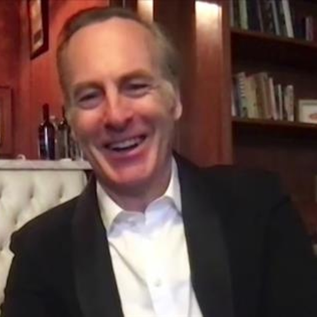 Bob Odenkirk Says Goodbye to Saul at 2021 Golden Globes