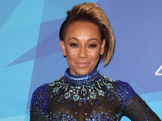 Mel B Hospitalized After Breaking Ribs and