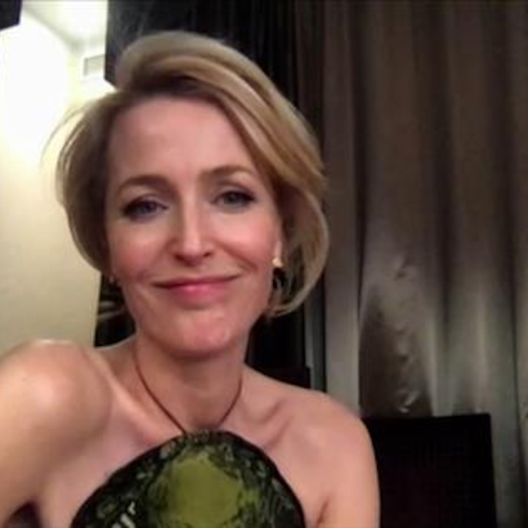 Gillian Anderson Says Margaret Thatcher Was the