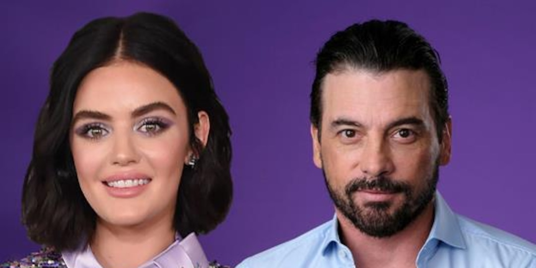 Lucy Hale & Skeet Ulrich Pack on the PDA - E! Online.jpg