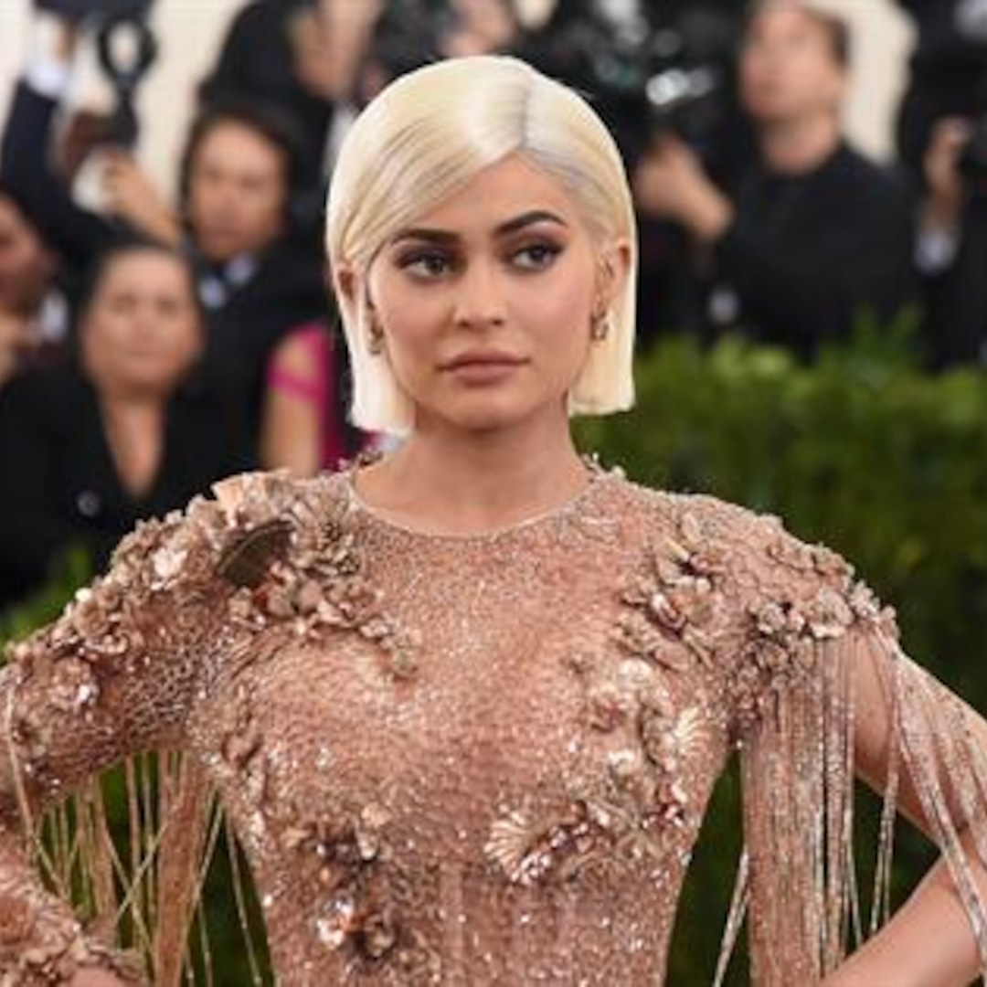 Kylie Jenner Calls Daughter Stormi the