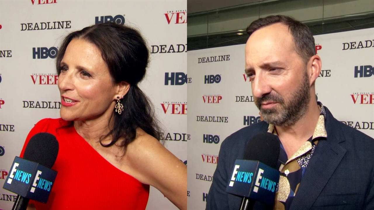 Julia Louis-Dreyfus Will Probably Cry If Veep Wins At the Emmys Again