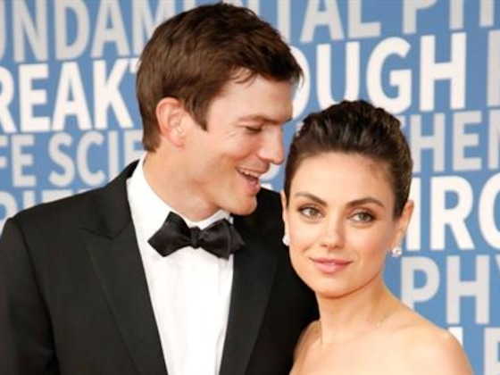 Mila Kunis and Ashton Kutcher Hilariously Slam Split Rumors