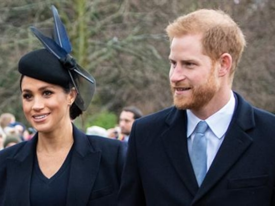 Meghan Markle et le prince Harry se séparent de l'œuvre caritative de Will et Kate