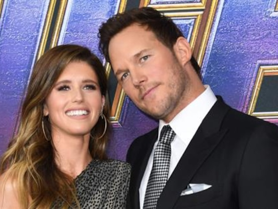 Katherine Schwarzenegger's Cute Nickname for Chris Pratt