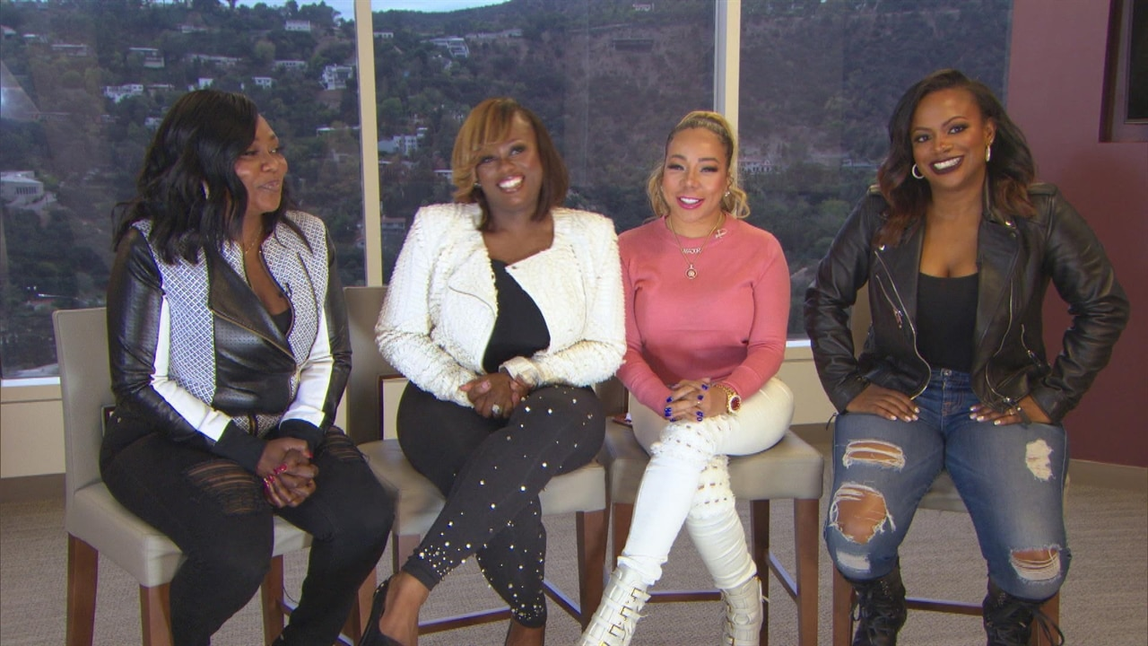 RampB Group Xscape Dishes On Getting Back Together E News