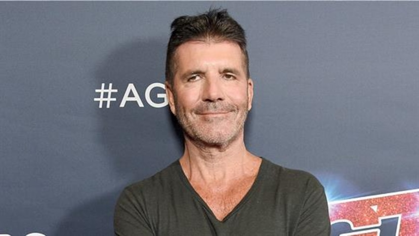 Simon Cowell Speaks Out After Breaking His Back In Bike Accident E Online