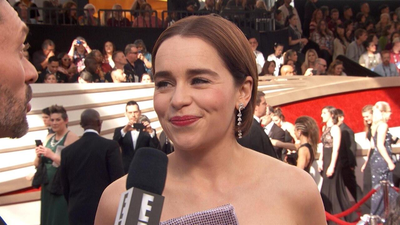 Emilia Clarke Reveals She Survived 2 Life-Threatening Brain Aneurysms
