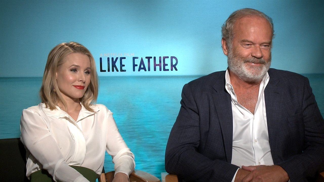 Why Filming Like Father Felt Like A Vacation For Its Stars