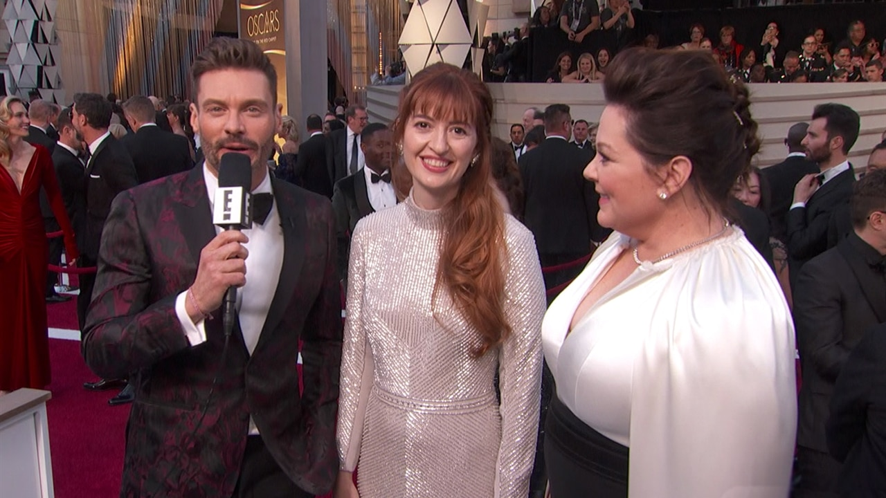Melissa McCarthy Reveals at 2019 Oscars Which Characters She'd Like to Play Again