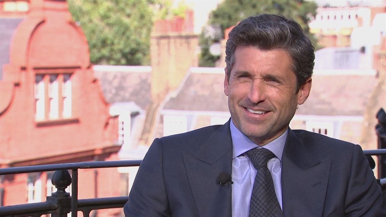 Patrick Dempsey News Pictures And Videos E News