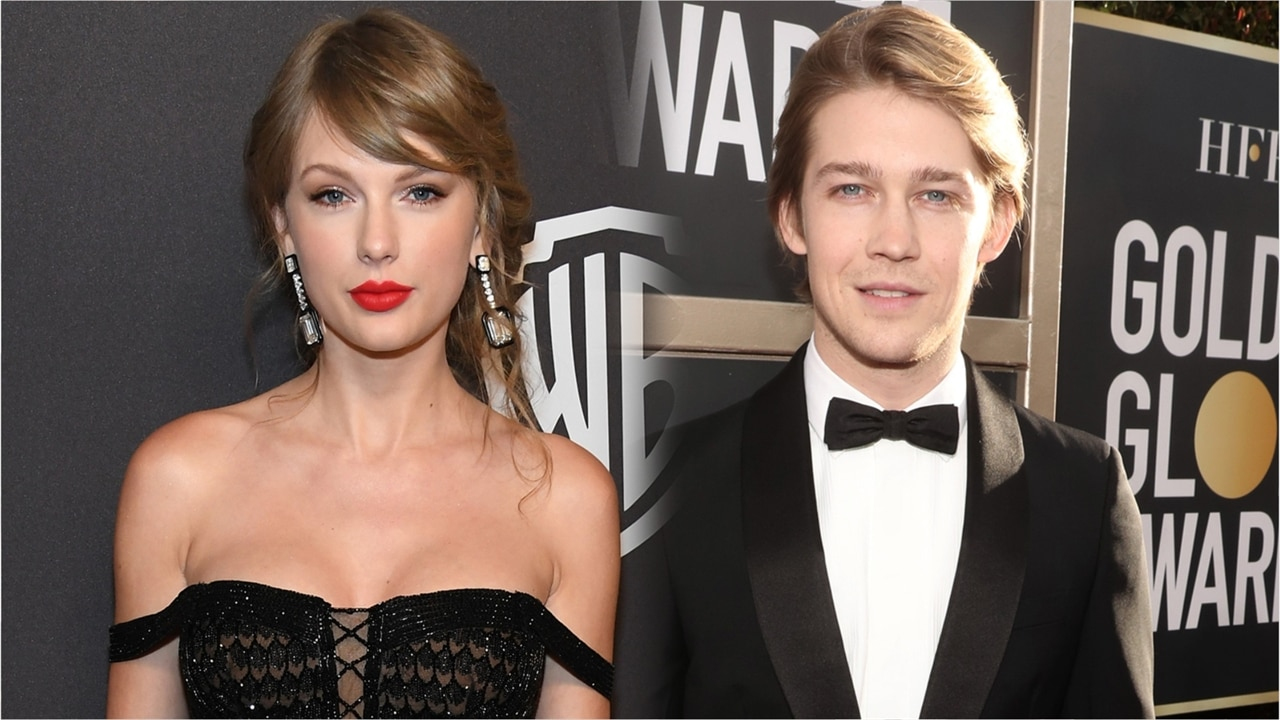 Inside Taylor Swift and Joe Alwyn's Golden Globes Date Night