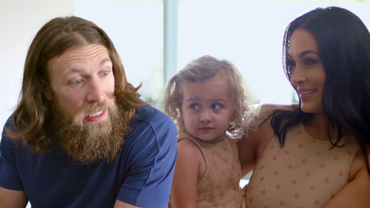 Daniel Bryan Wants a Baby Boy...But What About Birdie?