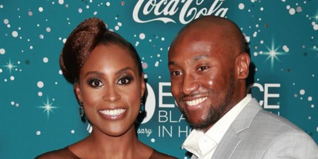 Issa Rae Is Married! Details on Intimate Ceremony - E! Online.jpg