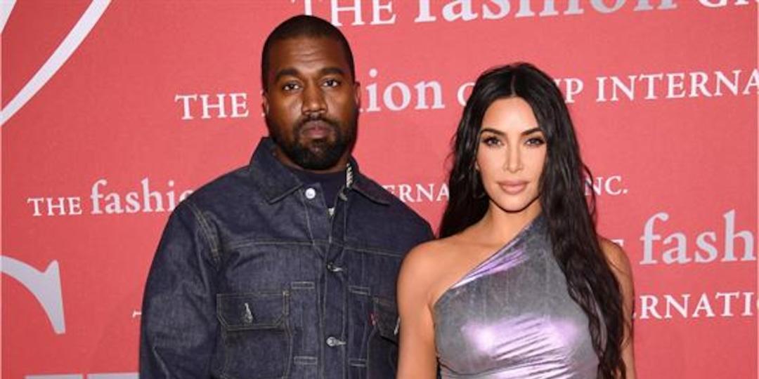 """Kim Kardashian Calls Kanye West Her Forever """"Inspiration"""" - E! Online.jpg"""