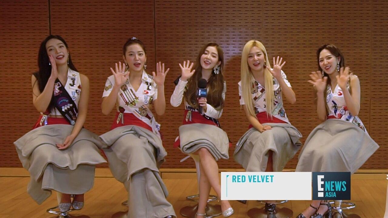 Red Velvet's Yeri and Ariana Grande's Friendship Just Became Insta