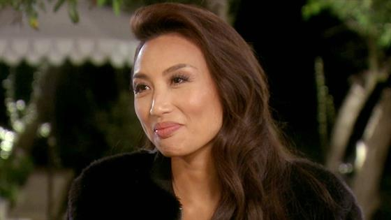 Jeannie Mai Shares Her Swoon-Worthy Proposal Story - E! Online