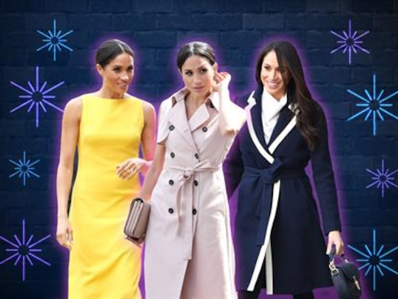 The Year In: Meghan Markle's Style That Sells