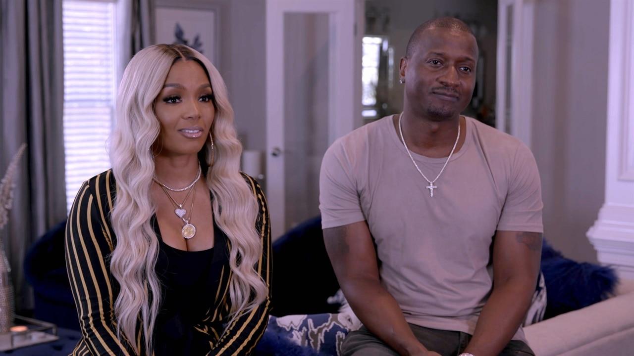 Tyler Henry Gives Love & Hip Hop: Atlanta's Rasheeda & Kirk Frost Some Much-Needed Validation