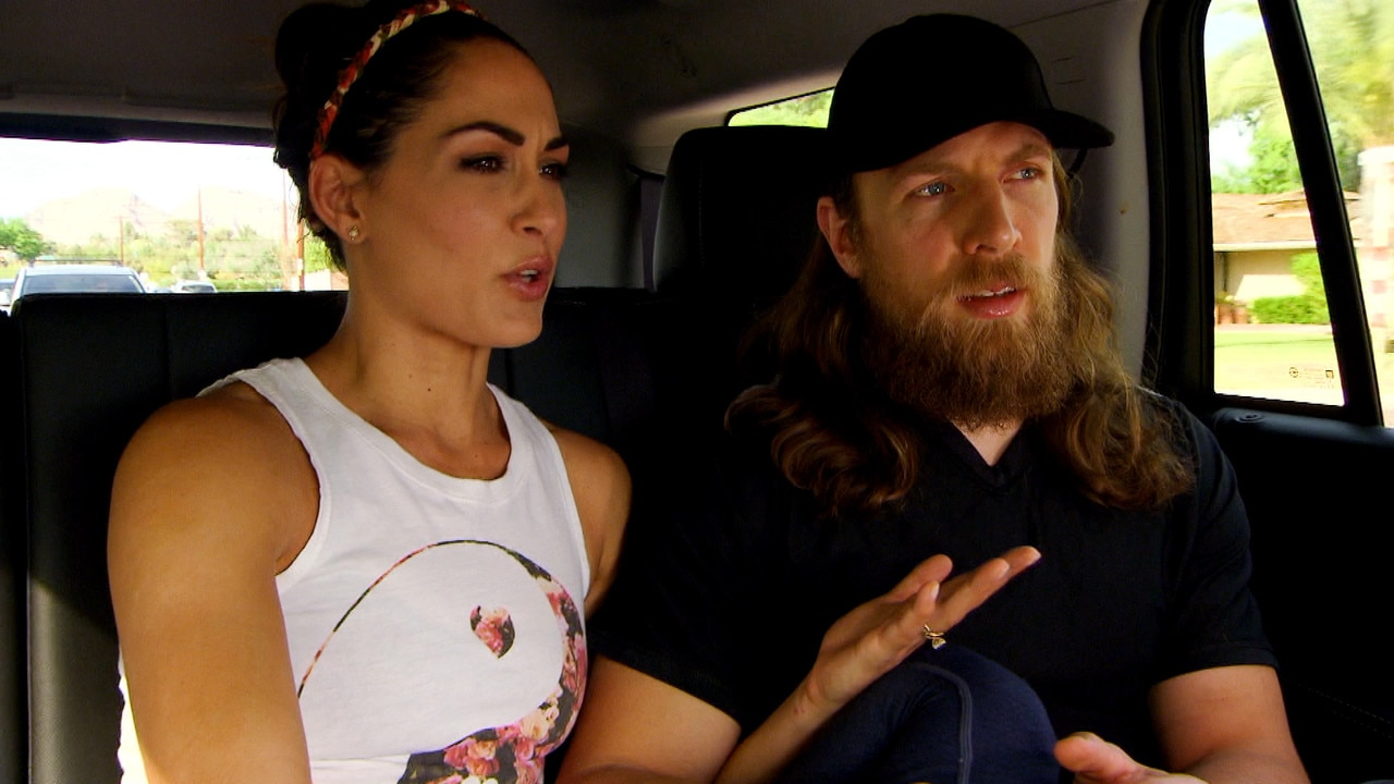 Will Daniel Bryan Leave Brie Bella Over Having a Baby? Watch the Total Divas Deleted Scene!